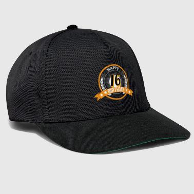 16th Birthday Gift for 16 year old - Snapback Cap