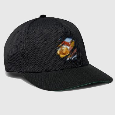 Currywurst in mij - Snapback cap
