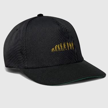 Meeting Evolution Meeting gouden glitter effect. - Snapback cap