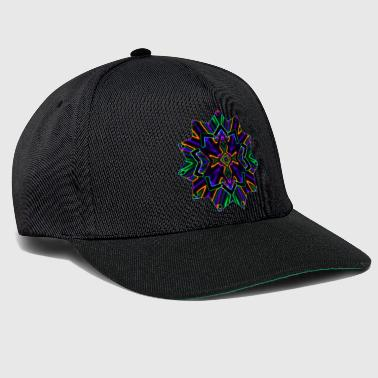 Star - Ornament - Snapbackkeps