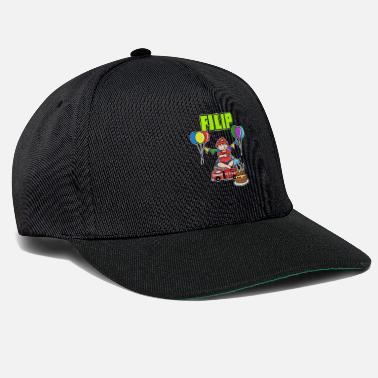 Filip Firefighters Filip Gift - Snapback Cap
