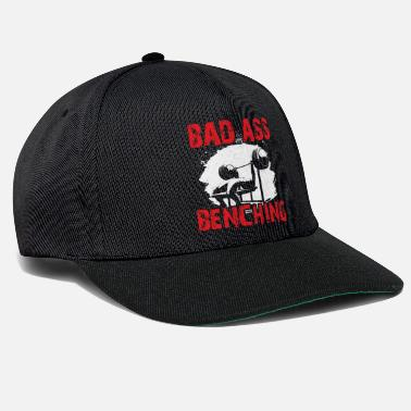 Bad Ass BAD ASS benching - Casquette snapback