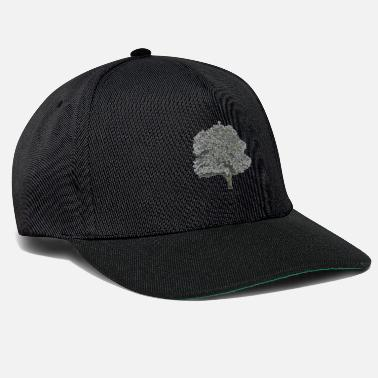 Taidemaalaus PICTURESQUE - Kreikkalainen paita Design: [Tree of Wisdom] - Snapback Cap