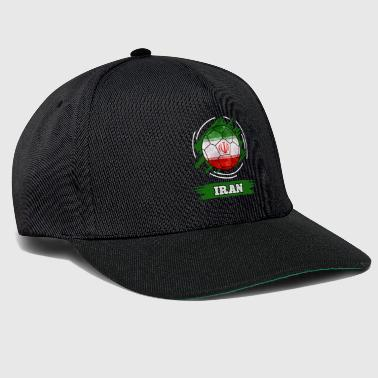 Country Flag Iran - Snapback Cap