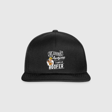 Fier Couvreur - Im Awesome - Casquette snapback