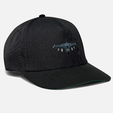 Fighter fighter jet - Snapback Cap