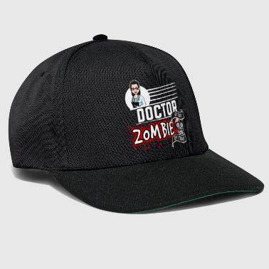 Female Doctor - Zombie by night - Snapback Cap