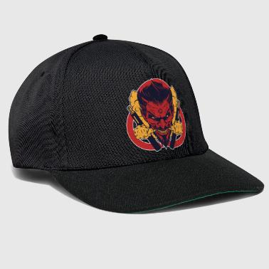 Cloud Chaser - Vaping Devil - Snapback Cap