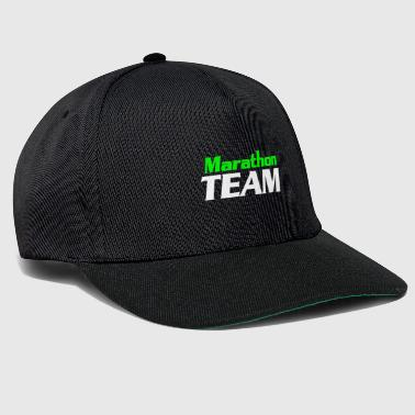 MARATHON TEAM SPORTS T-SHIRT MOTIVATION - Snapback Cap