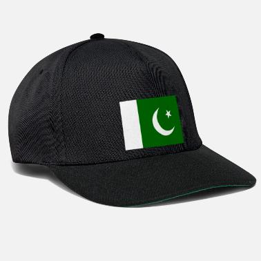 Karachi National Flag Of Pakistan - Snapback Cap