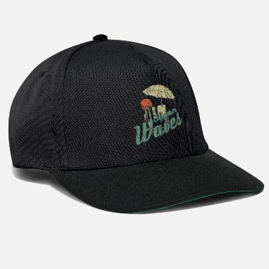 Beach Volley plage - Casquette snapback
