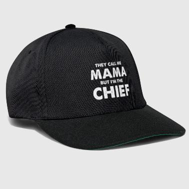 But I'm the CHIEF - Snapback Cap