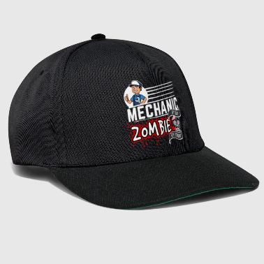 Proud Mechanic - Zombie by night - Snapback Cap