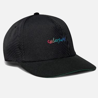 Cyberpunk Color of cyberpunk - Snapback Cap
