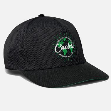 Teacher Training Teacher coolest - Snapback Cap