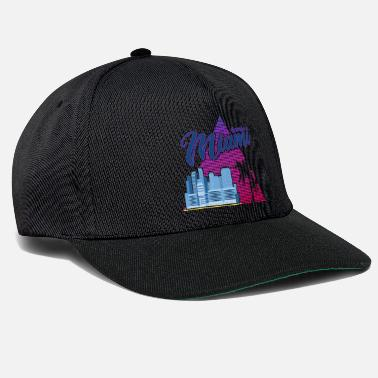 Spring Break Miami Neon Upside - Snapback cap