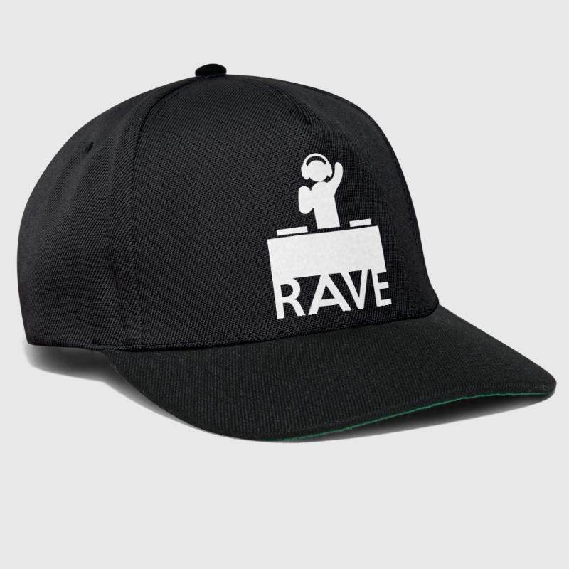 Rave On - Gorra Snapback