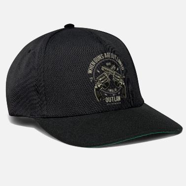 Outlaw Outlaw - Snapback Cap