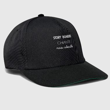 Story boarder - Casquette snapback