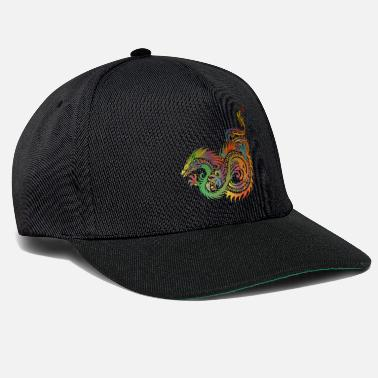 Chinois dragon chinois - Casquette snapback