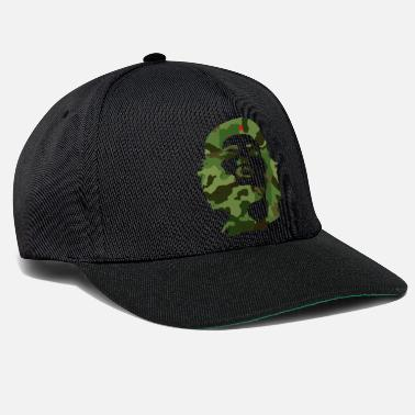 Partisans camouflage cuba revolution anti poor star che LOL - Snapback Cap