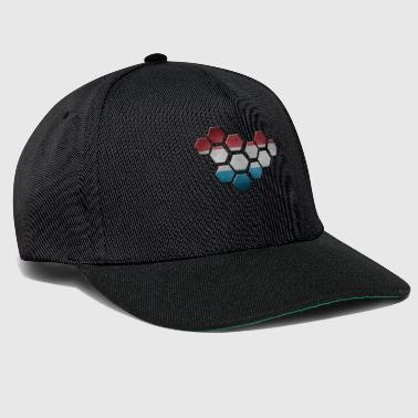 Luxembourg - Casquette snapback