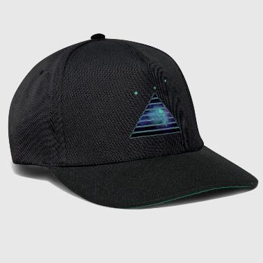 Egypte, pyramide, ancien, sphinx, caire, gizeh - Casquette snapback