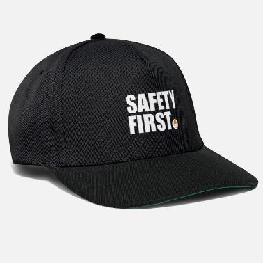 Helmet Safety First Safety First Protective Helmet Protect - Snapback Cap