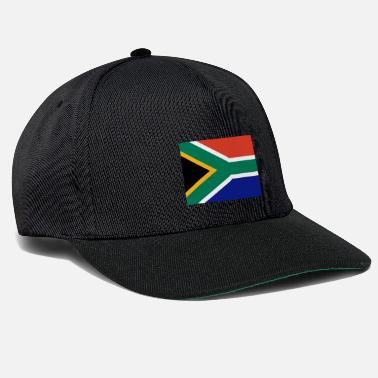 South Africa South Africa Flag - Snapback Cap