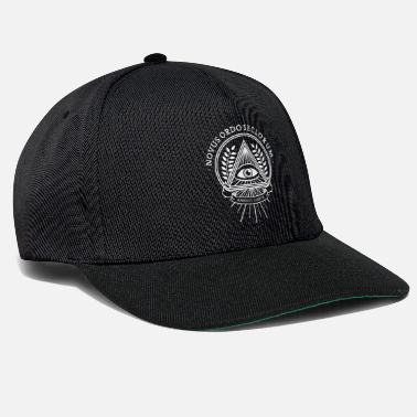 Illuminati Illuminati conspiracy eye pyramid secret - Snapback Cap