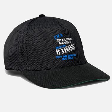 Opslag retail store manager - Snapback cap