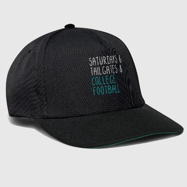 Samedi Hayons College Football - Casquette snapback
