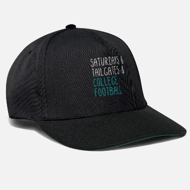 College Football Samedi Hayons College Football - Casquette snapback