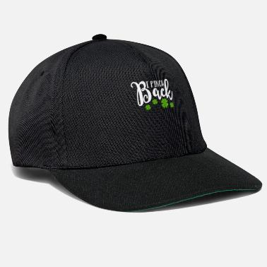St Patricks Day I Pinch Back St. Patricks Day Green Irish Shamrock - Snapback Cap