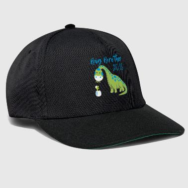 Dino Baby Big Brother 2018 Brother-t-paita - Snapback Cap