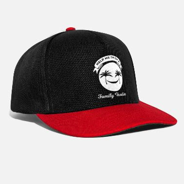 Vacation Family Vacation - Vacation - Vacation - Funny - Snapback Cap