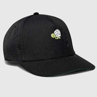 Volley turtle - Snapback Cap
