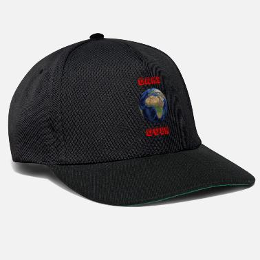 Enviromental Broken earth - Snapback Cap