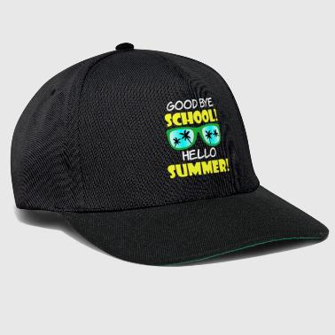 Estate sole estate sole estivo sole sole. - Snapback Cap