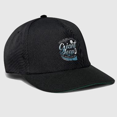 Astronaute Space Weightless Rocket Tous - Casquette snapback