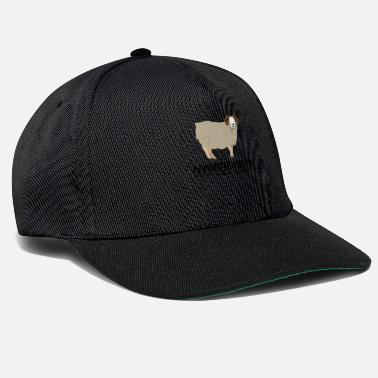 Sheep sheep - Snapback Cap