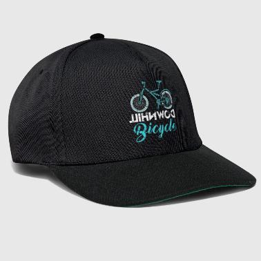 Downhill Bike Slopestyle Mud Bike - Czapka typu snapback
