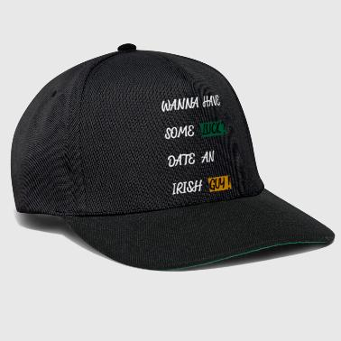 IRLANTI - LUCK - DATING - SINGLE - Snapback Cap