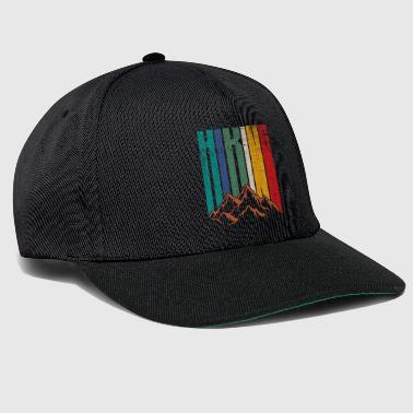 Mountain Bike Hiking hiking gift mountains mountains - Snapback Cap