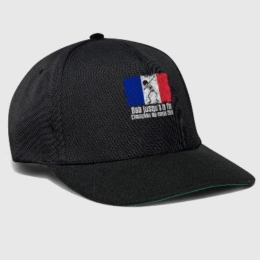 Dabbing France Football 2018 - Gorra Snapback