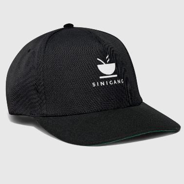 Filipino Sinigang soup Filipino food gift idea - Snapback Cap