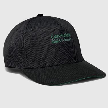 Capitalism paid dividend gift shares - Snapback Cap