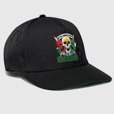 Kurdistan independence Turkey state country nation - Snapback Cap