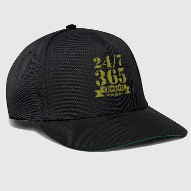 Cross-Fit 24/7 - Snapback Cap