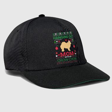Chowchow Ugly Christmas Sweater Xmas Gift - Snapback Cap